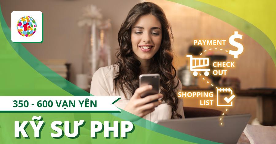 Kỹ sư PHP