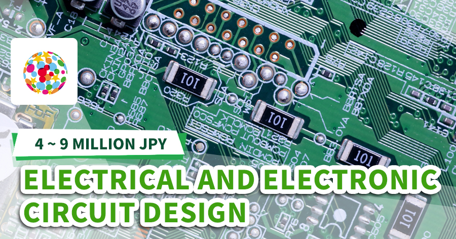 Electrical and electronic circuit design (digital circuits of semiconductor manufacturing equipment, etc.)