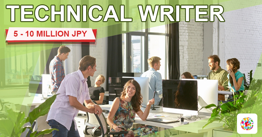 Technical Writer (English documents)