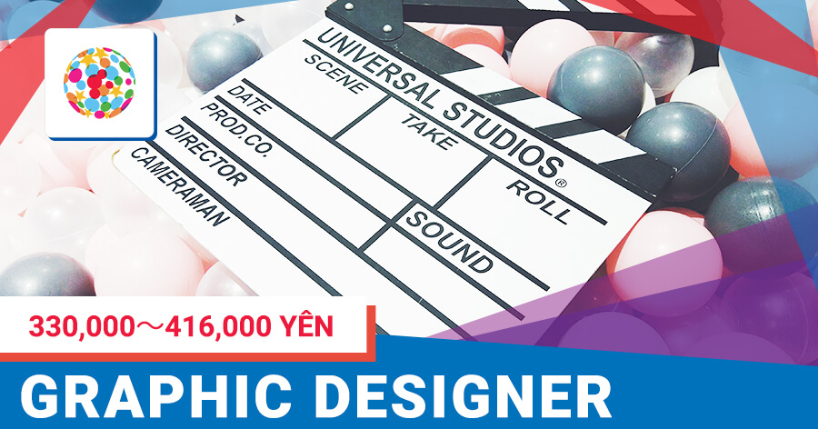 Nhân viên thiết kế hình ảnh cho các công ty liên kết với đài truyền hình