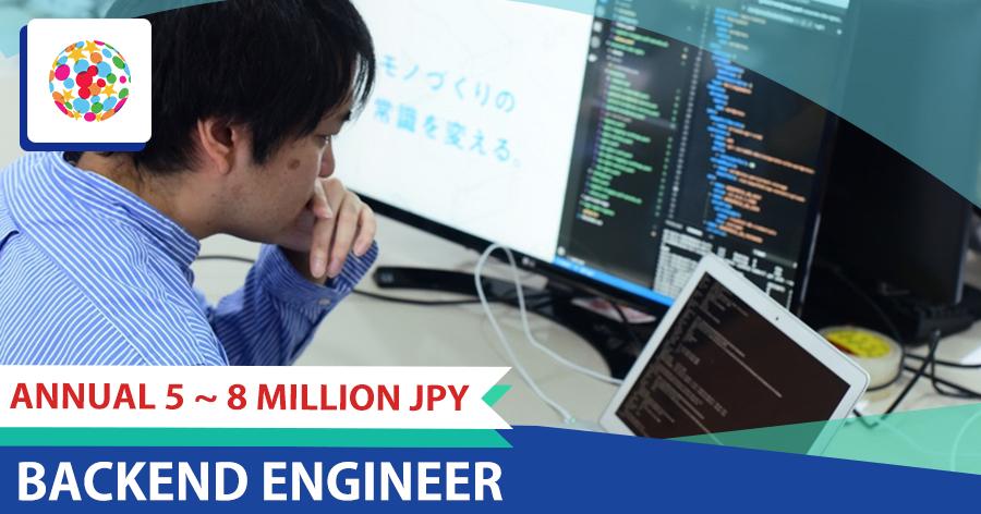 Back-end engineer
