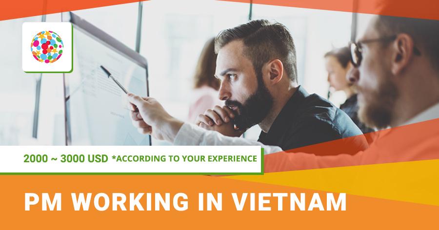 PM working in Vietnam