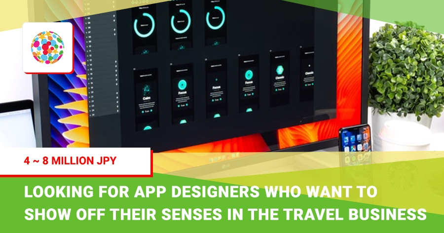 App designers who want to demonstrate their sense in travel business