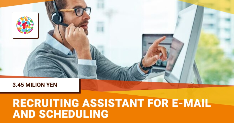 Recruiting assistant for e-mail and scheduling