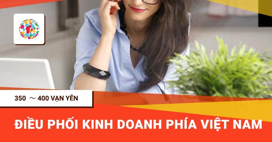 Điều phối kinh doanh phía Việt Nam