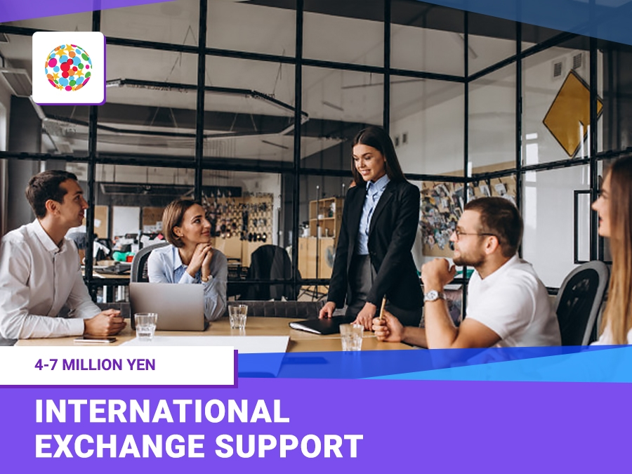 International exchange support