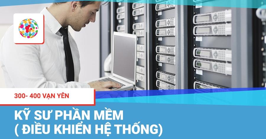 kỹ sư phần mềm ( điều khiển hệ thống)