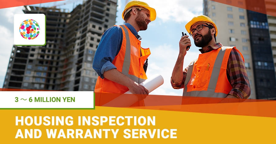 Housing inspection and Warranty service