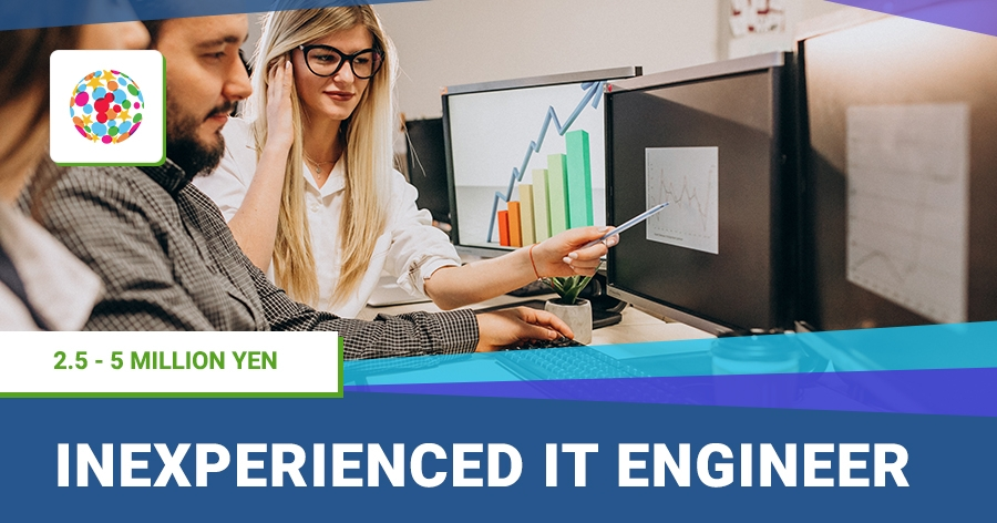 Inexperienced IT engineer
