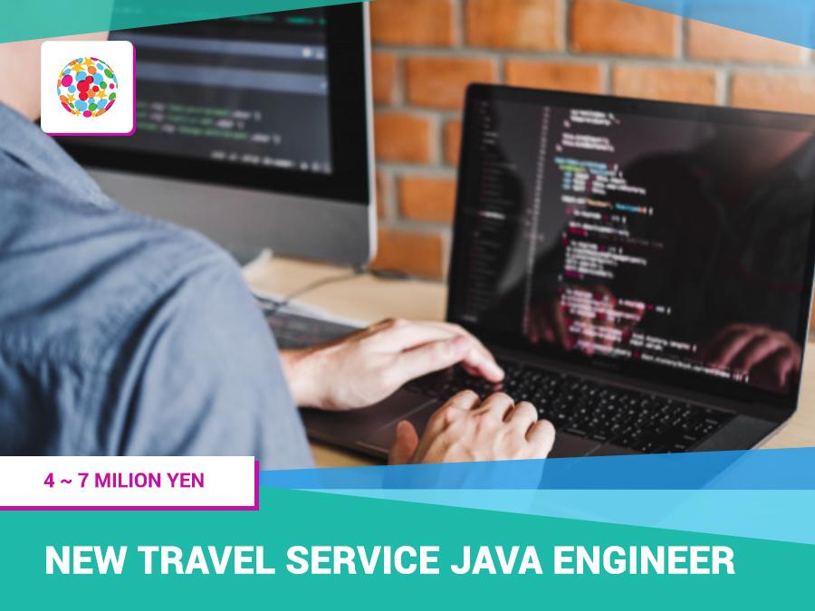 New Travel Service Java Engineer