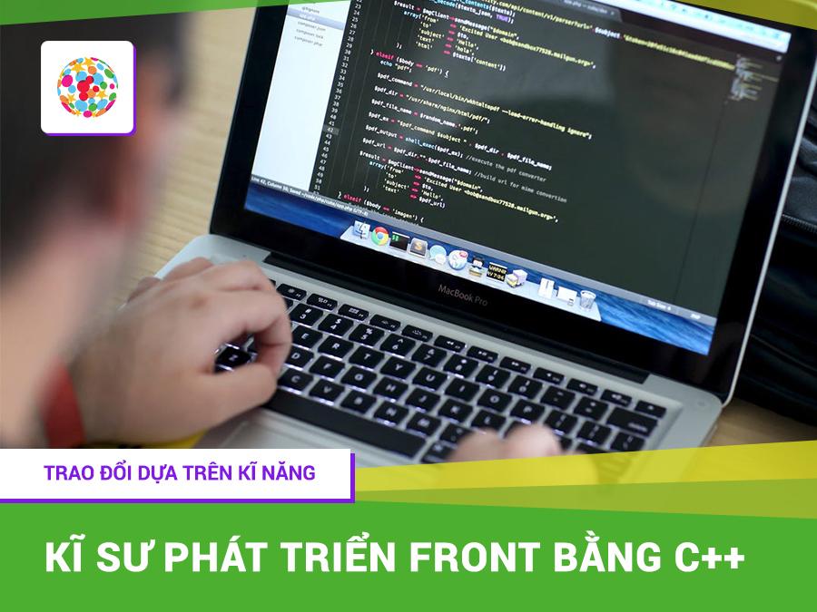 Kỹ sư front web [PHP]