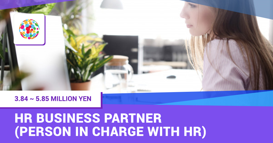 HR Business Partner (Person in charge with HR)